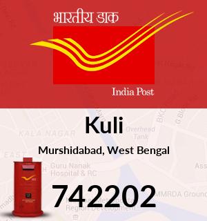 Kuli Pincode - 742202