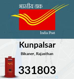 Kunpalsar Pincode - 331803