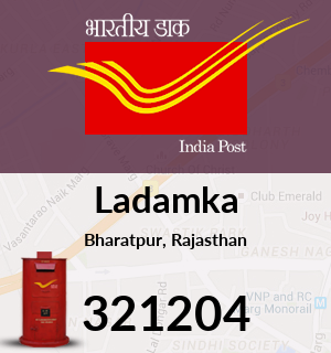 Ladamka Pincode - 321204