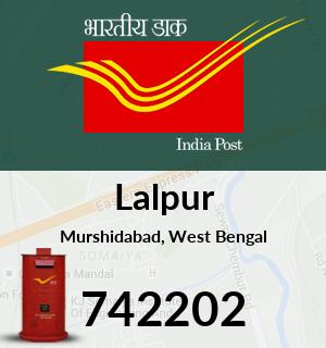 Lalpur Pincode - 742202