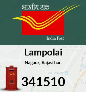Lampolai Pincode - 341510