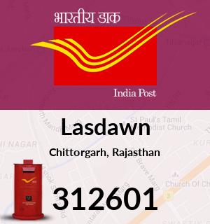 Lasdawn Pincode - 312601