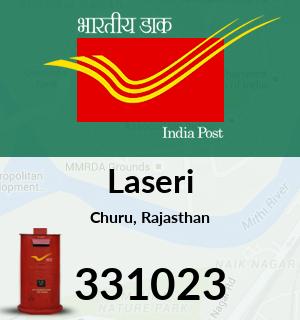 Laseri Pincode - 331023