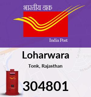 Loharwara Pincode - 304801