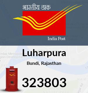 Luharpura Pincode - 323803
