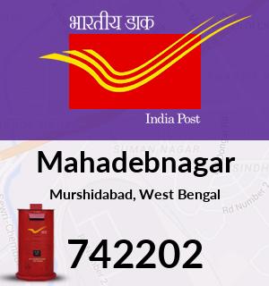 Mahadebnagar Pincode - 742202
