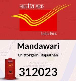 Mandawari Pincode - 312023