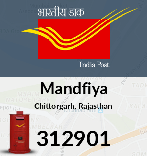 Mandfiya Pincode - 312901