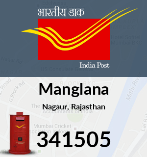 Manglana Pincode - 341505