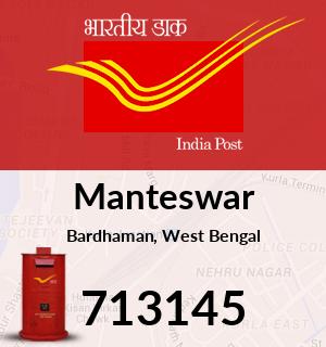 Manteswar