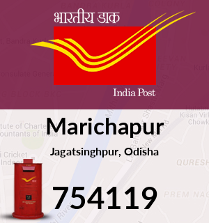 Marichapur Pincode - 754119