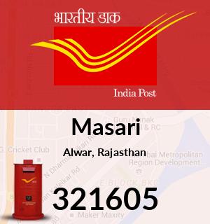 Masari Pincode - 321605