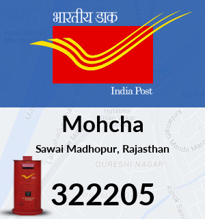 Mohcha Pincode - 322205