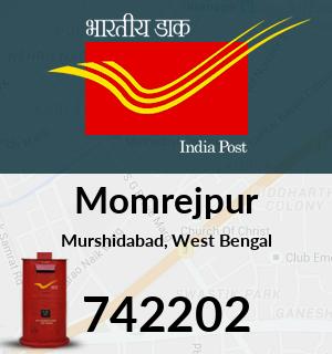 Momrejpur Pincode - 742202