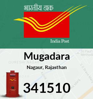 Mugadara Pincode - 341510