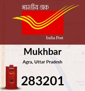 Mukhbar Pincode - 283201