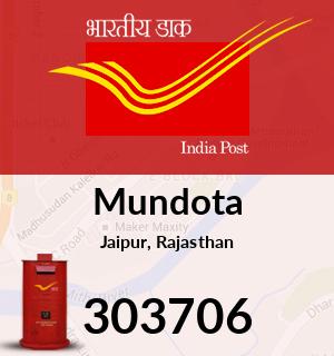 Mundota Pincode - 303706