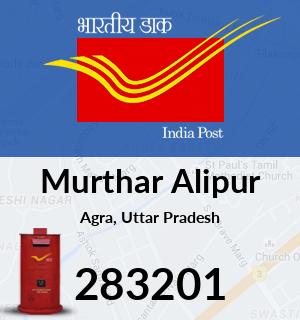 Murthar Alipur Pincode - 283201