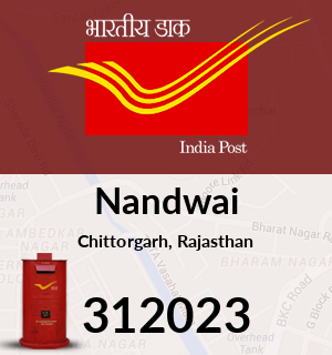 Nandwai Pincode - 312023