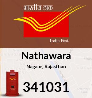 Nathawara Pincode - 341031
