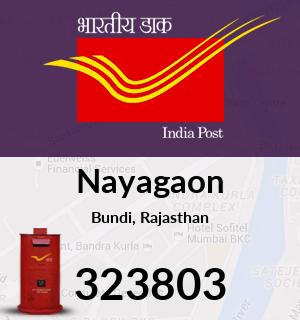 Nayagaon Pincode - 323803