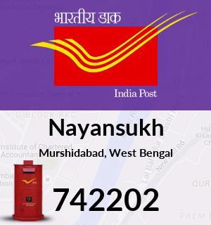 Nayansukh Pincode - 742202