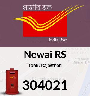 Newai RS Pincode - 304021