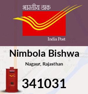 Nimbola Bishwa Pincode - 341031