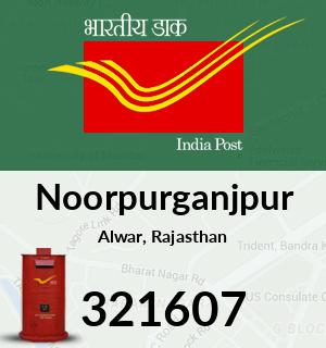 Noorpurganjpur Pincode - 321607