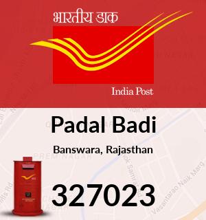 Padal Badi Pincode - 327023