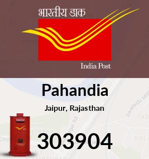 Pahandia Pincode - 303904