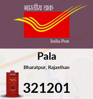 Pala Pincode - 321201