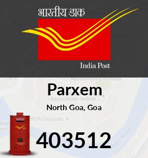 Parxem Pincode - 403512