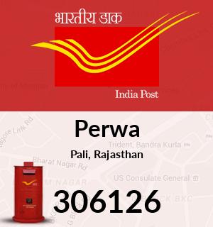 Perwa Pincode - 306126