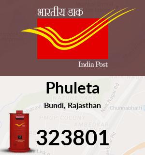 Phuleta Pincode - 323801