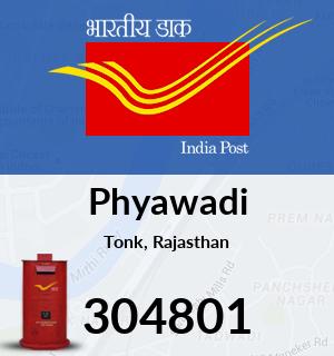 Phyawadi Pincode - 304801