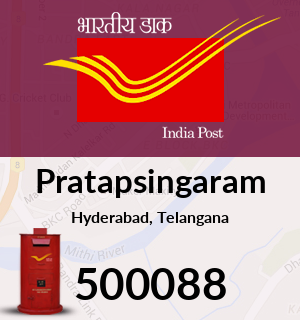 Pratapsingaram Pin Code, Hyderabad, Telangana