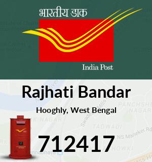 Rajhati Bandar Pin Code, Hooghly, West Bengal