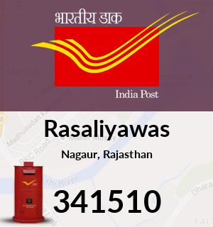 Rasaliyawas Pincode - 341510