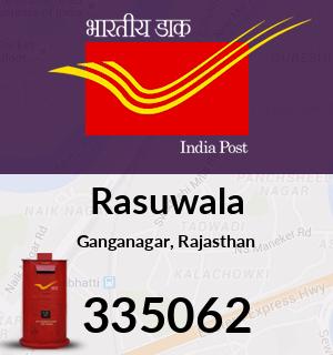 Rasuwala Pincode - 335062