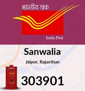 Sanwalia Pincode - 303901
