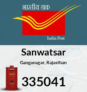 Sanwatsar Pincode - 335041