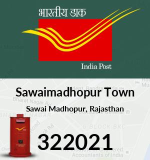Sawaimadhopur Town Pincode - 322021