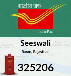 Seeswali Pincode - 325206