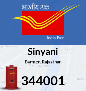 Sinyani Pincode - 344001