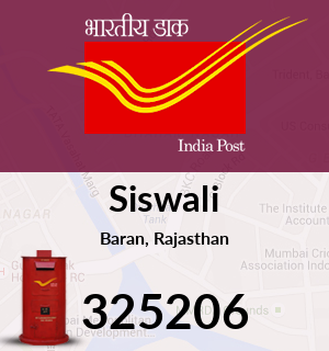 Siswali Pincode - 325206