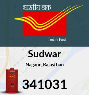 Sudwar Pincode - 341031