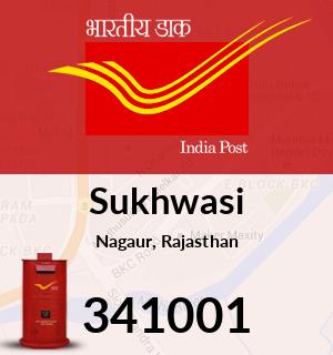 Sukhwasi Pincode - 341001