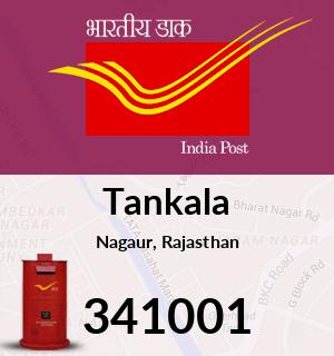 Tankala Pincode - 341001