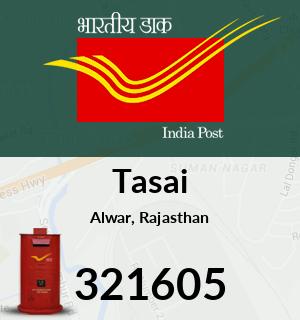 Tasai Pincode - 321605